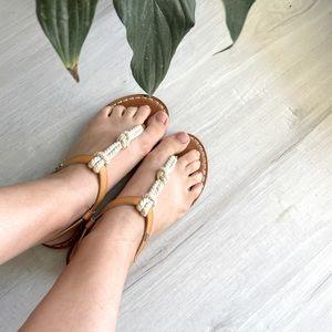Roxy Beqch Sandals